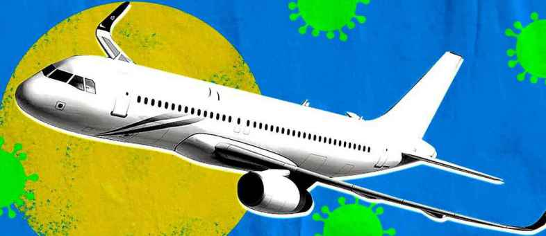 DGCA extended the ban on foreign travelers until March 31.jpg