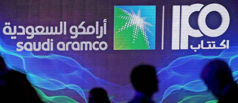 More product cuts for Aramco's public issue Crude oil rises.jpg