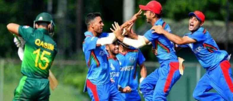 Afghanistan slumped Pakistan team to 78 runs.jpg