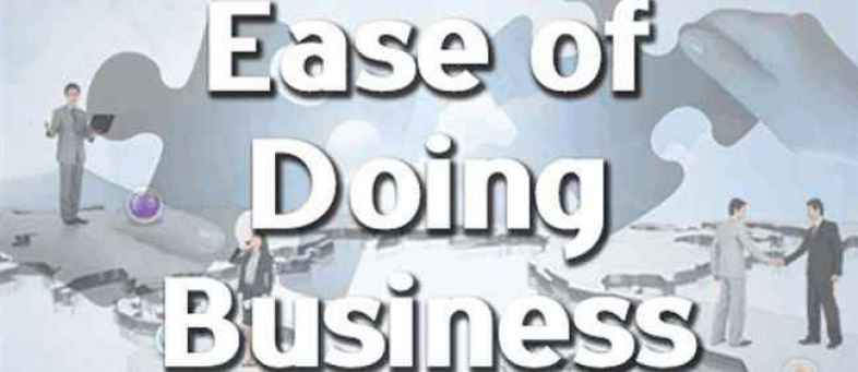 India's Ease of doing business 2019 ranking, Andhra Pradesh retains top position in List.jpg