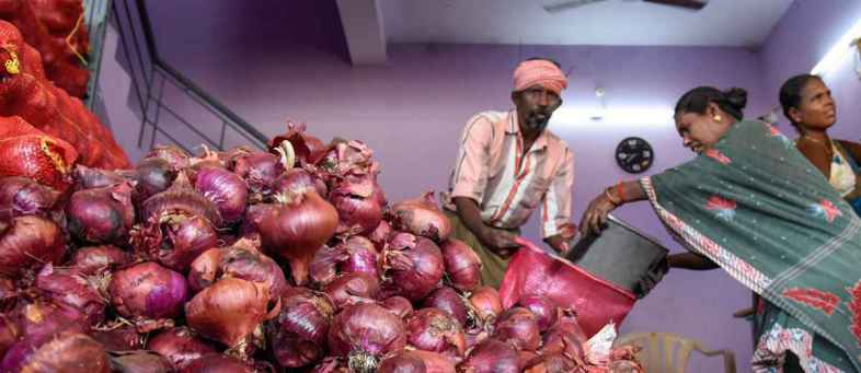 No good news in the case of onions, is that prices will rise further.jpg