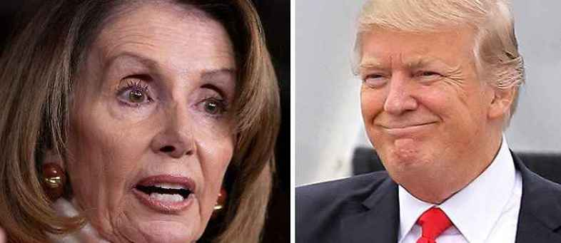 Want To See Donald Trump In Prison, Not Impeached  - Nancy Pelosi.jpg
