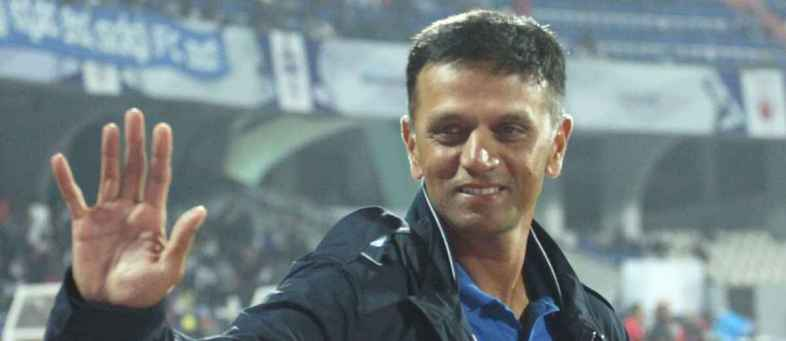 Rahul Dravid replaced as India A and U19 head coach, The previous Indian captain has been changed by Sitanshu Kotak and Paras Mhambrey because the India A and U-19 head coach.jpg
