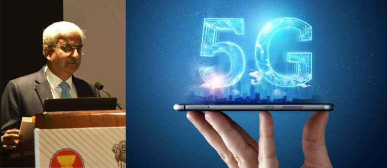 Telecom's linkage to other sectors will emerge stronger with 5G, Say DoT.jpg