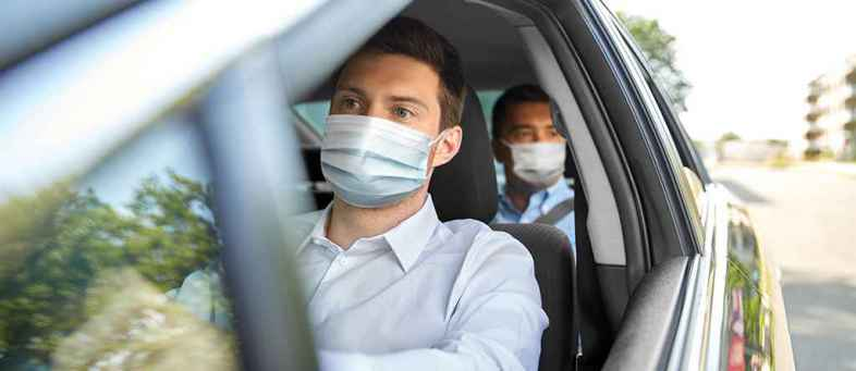Mask Mandatory For Car Driving or Cycling Alone Know what says Health Ministry.jpg