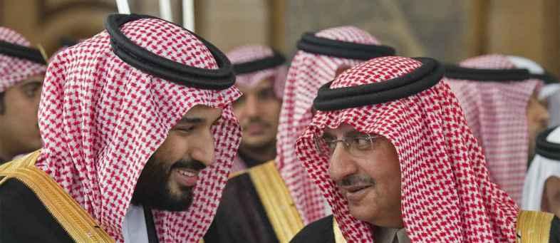King Salman's brother-nephew arrested in Saudi Arabia.jpg