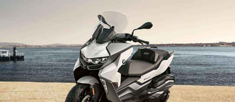 India's most expensive scooter BMW C 400 GT launched at Rs 9.95 lakh.jpg