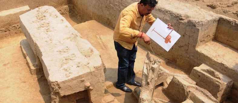 Mahabharat much older ASI archaeologist.jpg