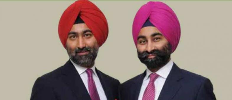 ED Raids at Residences of Former Ranbaxy CEO Malvinder and Shivinder Singh.png