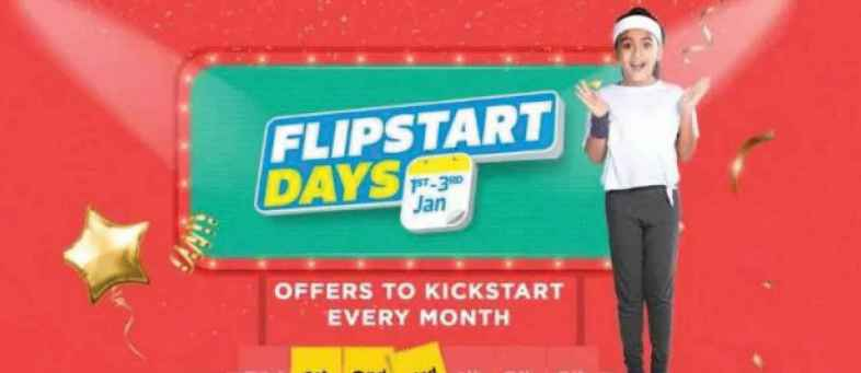 New Year Flipkart's Three-Day Sale Starts Today, Big Discounts On A Number Of Products.jpg