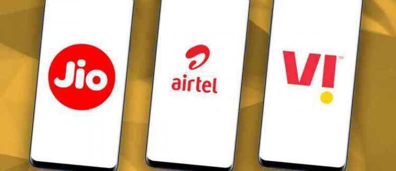 Telephone Bills, Airtel, Vodafone Idea, Mobile Tariff, Prepaid Users, Post Paid Users, Subscribe Base,.jpg