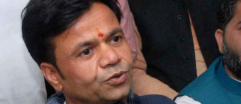 Mumbai - Rajpal Yadav is now back from Jail to release his next film.jpg