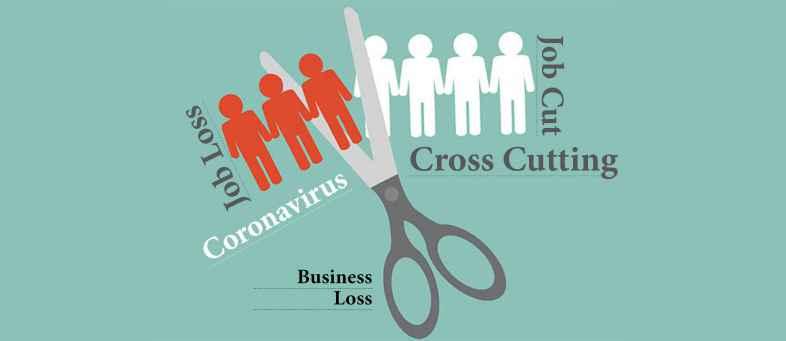 Business Plan Affected By Corona, Sharechat Retrenches 101 Employees - Coronavirus Job Cut, Job Loss, Cross Cutting, Business Loss.jpg