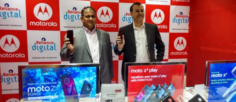 Reliance Retail Limited partners with Motorola to bring the Moto Hub.jpeg