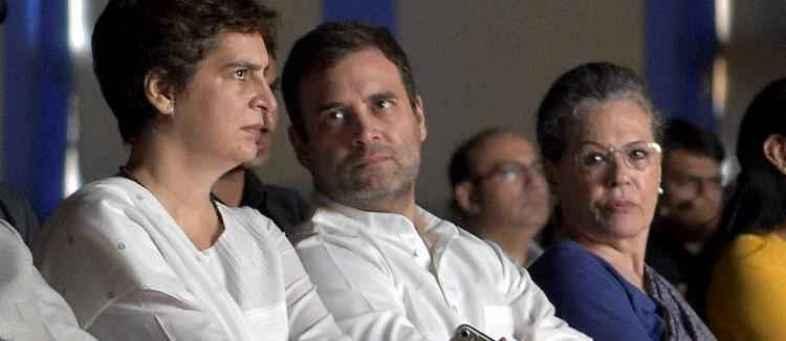 Centre withdraws SPG security cover of Sonia Gandhi, Rahul Gandhi and Priyanka Gandhi.jpg