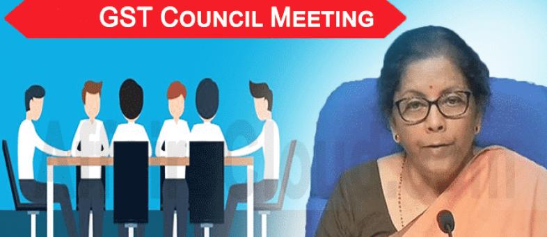 GST Council to meet on June 12 for discuss tax cut Black fungus drugs & COVID Equipment.jpg
