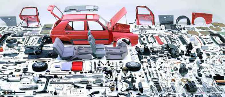 Auto sector slowdown Component makers put $2 billion investments on hold.jpg