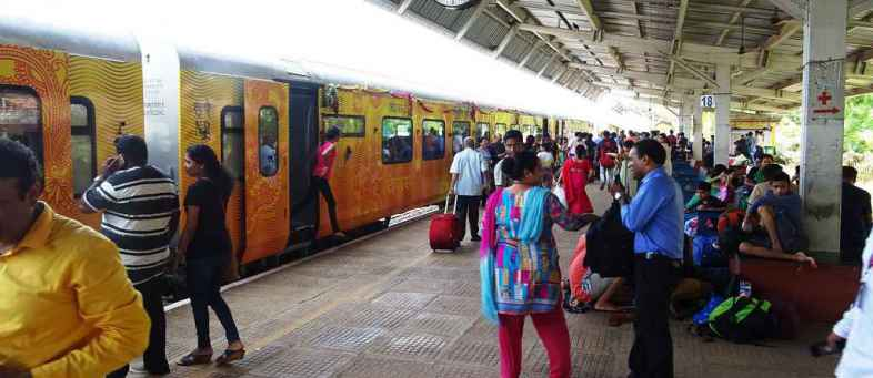 Budget 2020, Travelers Demand Rail Minister To Fix Problems In Tejas Express.jpg