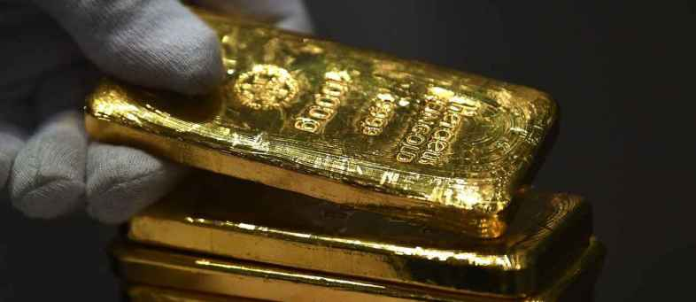 The strength of the dollar halted the rally in gold, awaiting a new trigger.jpg