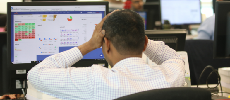 Indian Stock market biggest crash in two months Sensex plunges 1145 points, Nifty below 14700.jpg