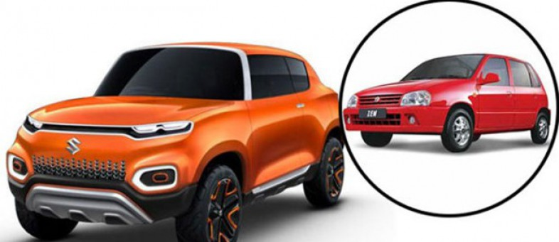 Maruti Suzuki Zen will be back in the market with new Features.jpg