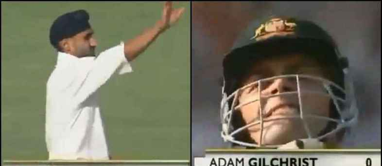 Harbhajan Singh Hits Back at Adam Gilchirst, Says Stop Crying Over No DRS.jpg
