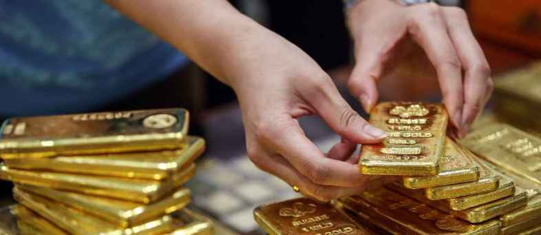 Gold smuggling in India slows due to election seizures of cash, bullion.jpg