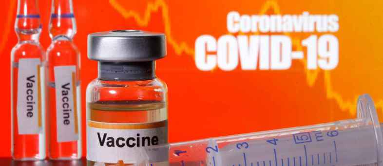 The Covid-19 vaccine being developed in Oxford is expected to arrive in India in November.jpg