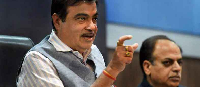 Centre Govt to help industries working on import substitute products Nitin Gadkari.jpg