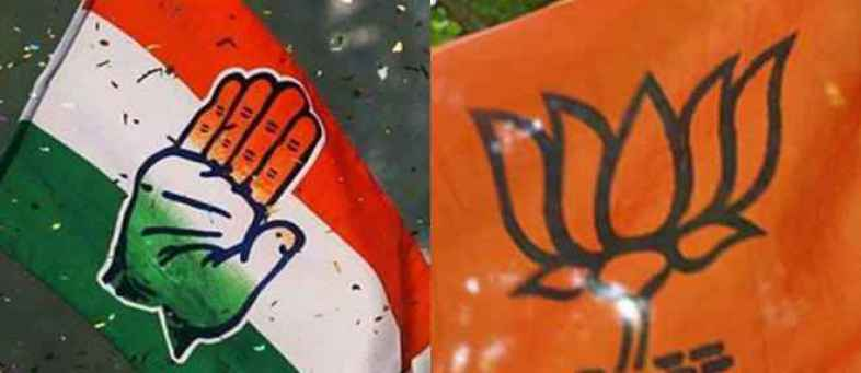 BJP start horse trading in RS Election , 3 Congress MLAs will resign.jpg
