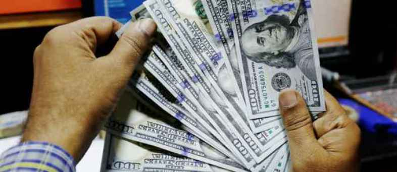 India's Forex reserves again All time high of 448.24 billion dollar.jpg