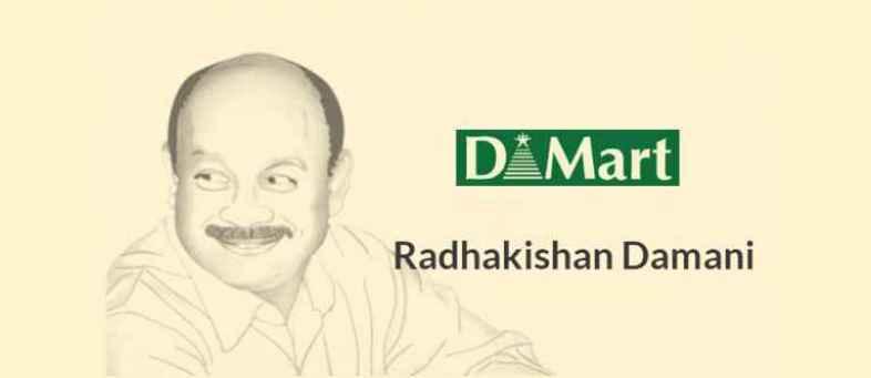 DMart's promoter Radhakishan Damani to sell 1% stake.jpg