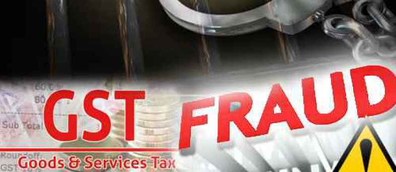 Bogus GST billing scam worth Rs 9.73 crore caught in Rajkot, one arrested ....jpg