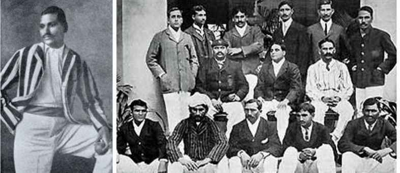 First  Cricket team.jpg