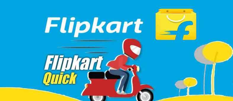 Flipkart launches new delivery service 'Flipkart Quick'.jpg