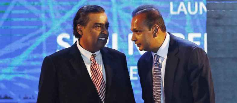 Good News For Ambani Bros SBI moves to remove Reliance Infratel's fraud tag.jpg