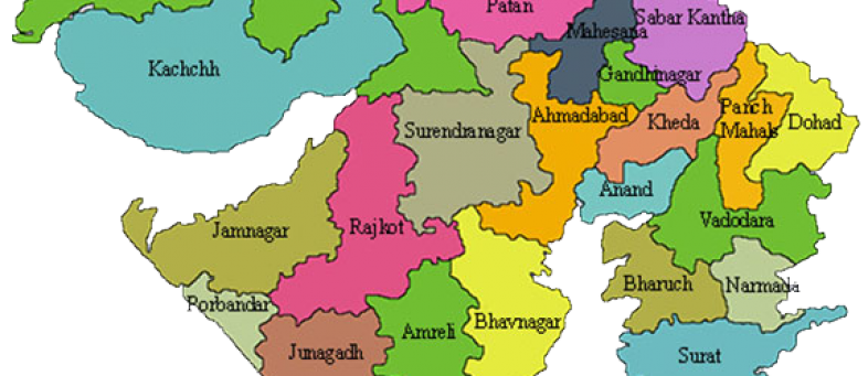 In Gujarat, the merger of municipalities has now started.png