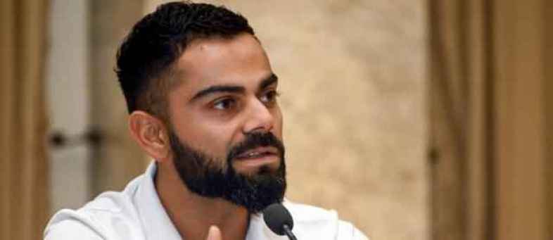 No one communicated to me that I needed rest for this series, Kohli.jpg