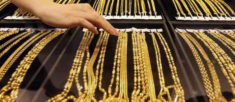 Gold solid in India, partial decline in silver.jpg