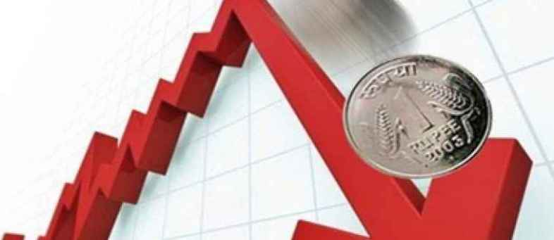 Indian rupee Down against the US dollar for the second day in a row.jpg