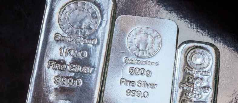 Silver's shine rising, the price in the global market will exceed 25 doller.jpg