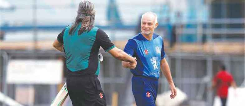 Lawmakers take to the field in first parliamentary cricket world cup.jpg