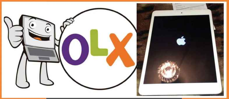 The young man found it difficult to sell an iPad at OLX, instead of depositing money.jpg