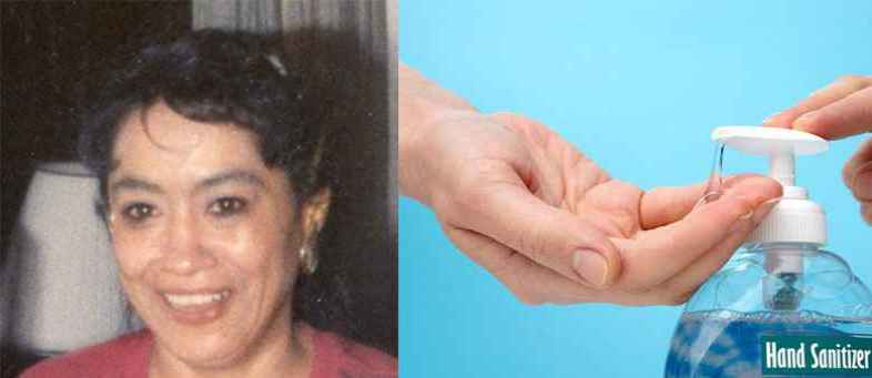 54 years ago this woman invented hand sanitizer, people are looking for her and thank her.jpg