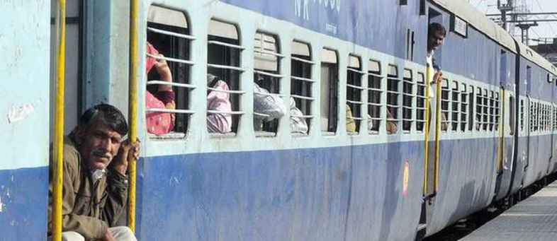 Indian Railway increase fare of short distance train to discourage avoidable travel.jpg