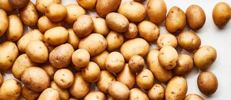 Potatoes selling 40kg in retail due to price rise.jpg