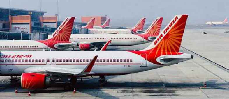 Air India, Disinvestment, Central Government, Financial Bids, Air India Stake Sale.jpg