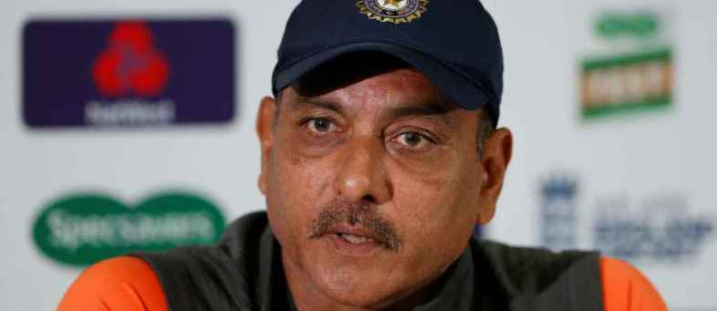 Ravi Shastri has been made coach of the Indian team India.jpg