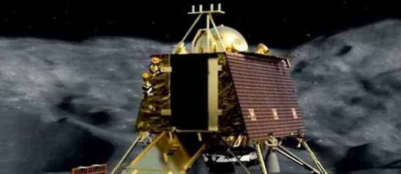 Netherlands Astronomer claims Lander Vikram's contact was broken after hitting the lunar surface.jpg