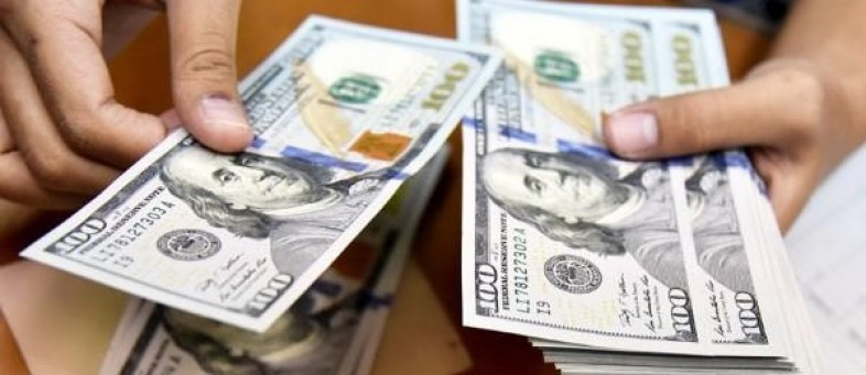 Indian foreign exchange reserves fall by $ 3.22 billion.jpg